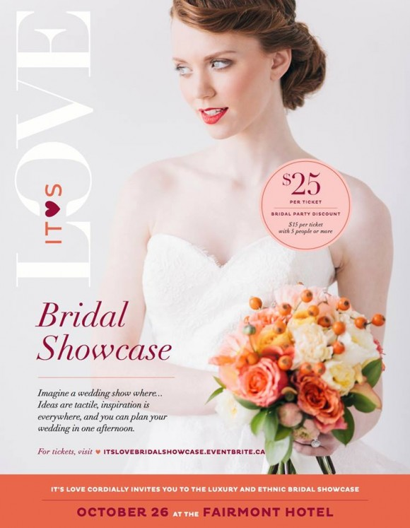 Its Love Bridal Showcase 2014